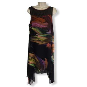 Signature by Robbie Bee Sleeveless Dress 10